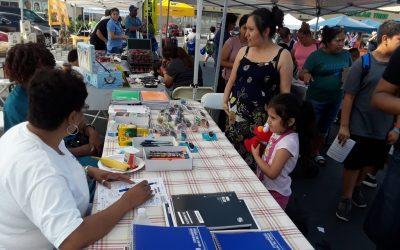 Compton Health Fair 2018